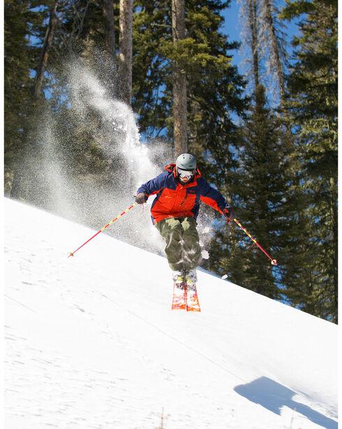 My Core Control Men's Heated Ski Jacket, Orange, hi-res