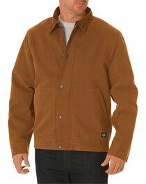 Dickies Sanded Duck Sherpa Lined Jacket, , hi-res