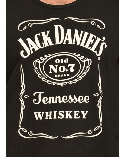 Jack Daniel's Men's Old No. 7  Tank Top, Black, hi-res