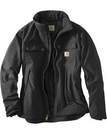 Carhartt Quick Duck® Jefferson Traditional Jacket, , hi-res
