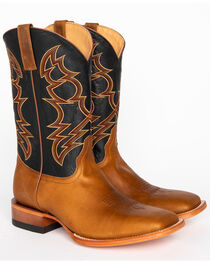 Cody James® Men's Embroidered Square Toe Western Boots , , hi-res