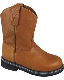 Smoky Mountain Boys' Jackson Wellington Western Boots - Round Toe, , hi-res