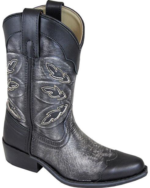 Smoky Mountain Youth Boys' Preston Western Boots - Snip Toe, , hi-res