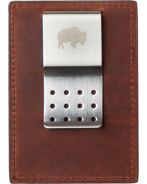 Mountain Khakis Brown Leather MK Wallet , Brown, hi-res