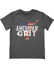 Farm Boy Toddler Boys' American Grit Tee, , hi-res
