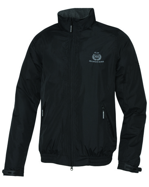 Mountain Horse Women's Crew Jacket II, Black, hi-res