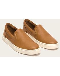 Frye Women's Tan Ivy Slip-On Shoes , , hi-res