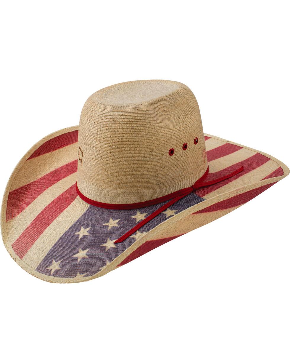 Charlie 1 Horse Natural Hero Western Hat, Natural, hi-res