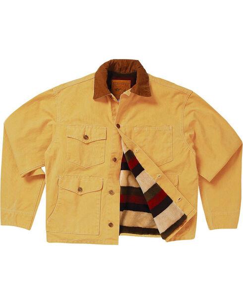 Schaefer Outfitter Men's Suntan Blanket Lined Vintage Brush Jacket - Big 2X, Tan, hi-res
