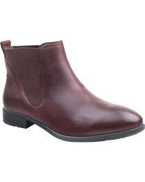 Eastland Women's Dark Walnut Brandi Chelsea Boots , , hi-res
