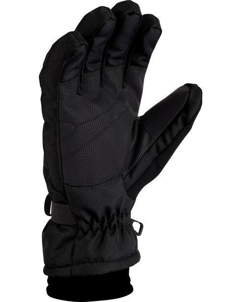 Carhartt Men's Waterproof Insulated Performance Gloves, Black, hi-res