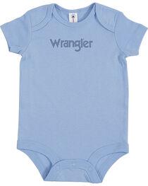 Wrangler Infant Boys' Logo Onesie, , hi-res