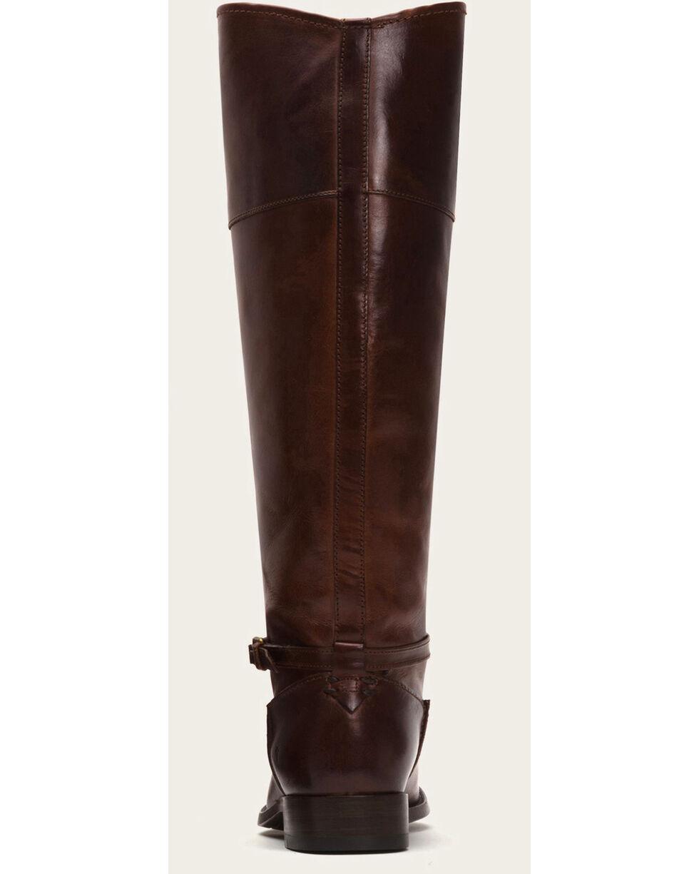 Frye Women's Melissa Seam Tall Boots  , Brown, hi-res