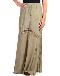 HYFVE Women's Cutout Maxi Skirt, , hi-res