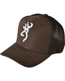 Browning Men's Embroidered Trucker Hat, , hi-res
