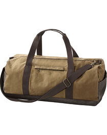Dri Duck Khaki Duffel Bag, , hi-res