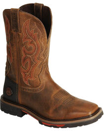Justin Men's Hybred Work Boots, , hi-res
