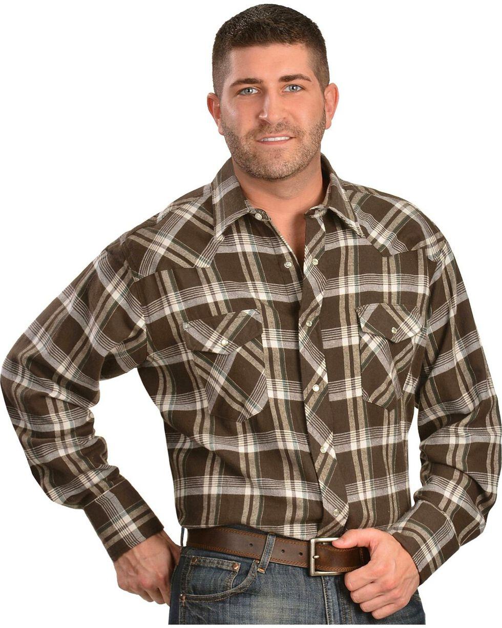 Wrangler Men's Assorted Flannel Shirt, , hi-res