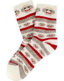 FoxRiver Kid's Merino Crew Socks, , hi-res
