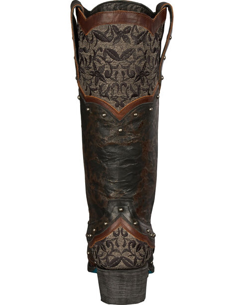 Lane Women's Kimmie Western Fashion Boots, Black, hi-res