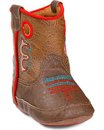 Double Barrel Infant Boys' Kolter Baby Bucker Boots, , hi-res