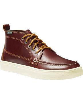 Eastland Men's Marblehead Chucka Boot - Moc Toe , Brown, hi-res