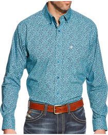Ariat Men's Walker Print Pro Series Shirt, , hi-res