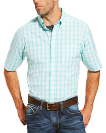 Ariat Men's Multi Short Sleeve Mattingly Shirt , , hi-res