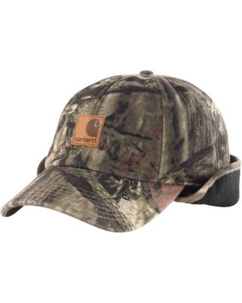 Carhartt Camo Ear Flap Cap, , hi-res