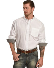 Cody James® Men's Solid Pattern Long Sleeve Shirt, , hi-res