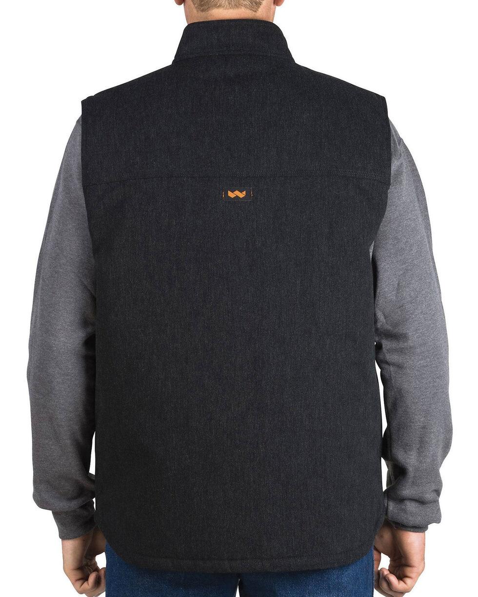 Walls Men's Black Point Blank Kevlar Vest, Black, hi-res
