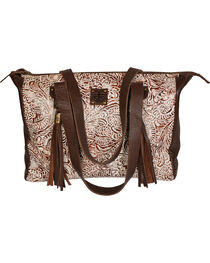 STS Ranchwear The Darling II Cream Conceal Carry Purse , , hi-res