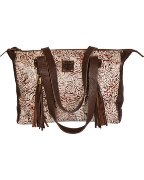 STS Ranchwear The Darling II Cream Conceal Carry Purse , Cream, hi-res
