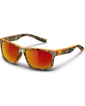 Mossy Oak Wasatch Unisex Sunglasses, Camouflage, hi-res