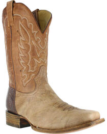 Corral Men's Square Toe Shoulder Western Boots, , hi-res
