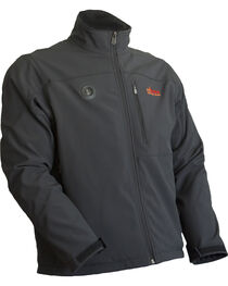 My Core Control Men's Heated Softshell Jacket, , hi-res
