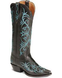 Tony Lama Women's Signature Western Boots, , hi-res