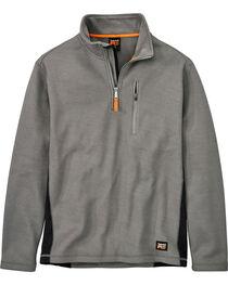 Timberland Men's Studwall Textured 1/4 Zip Fleece Pullover , , hi-res