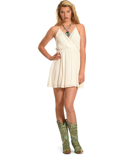 Sage the Label Women's Siren Dress , White, hi-res