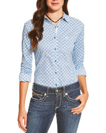 Ariat Women's Kirby Long Sleeve Shirt, , hi-res
