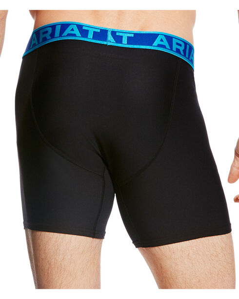 Ariat Men's Black AriatTEK UnderTEK Sport Brief, Black, hi-res