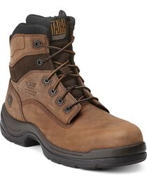 "Ariat Men's Flexpro® 6"" SD CT Work Boots, , hi-res"