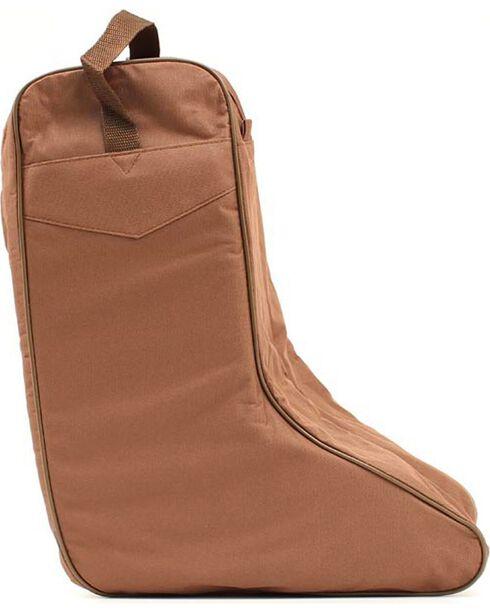 M&F Western Brown Boot Bag, Brown, hi-res