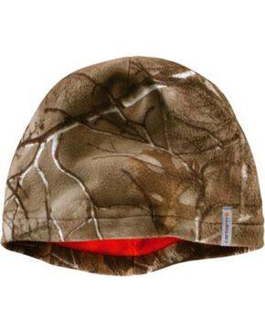 Carhartt Force Swifton Camo Fleece Cap, Camouflage, hi-res