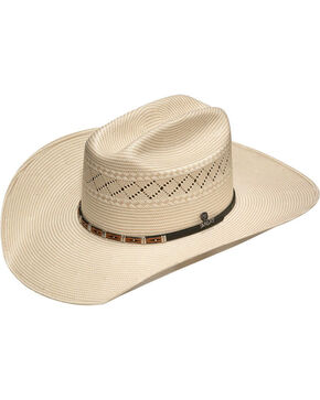 Ariat Ivory 20X Shantung Hat , Ivory, hi-res