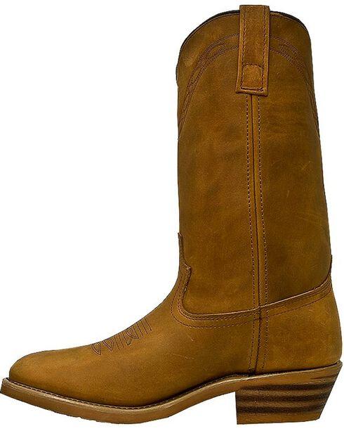 Laredo Men's Denver Western Work Boots, Brown, hi-res