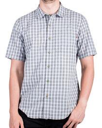 Timberland Pro Men's Plaid Short Sleeve Work Shirt , , hi-res