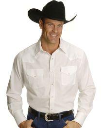 Ely Solid Oxford Shirt, , hi-res