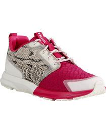 Ariat Women's Fuse Rattlesnake Print Sneakers, , hi-res