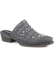 Roper Women's Starlet Western Slip-On Shoes , , hi-res